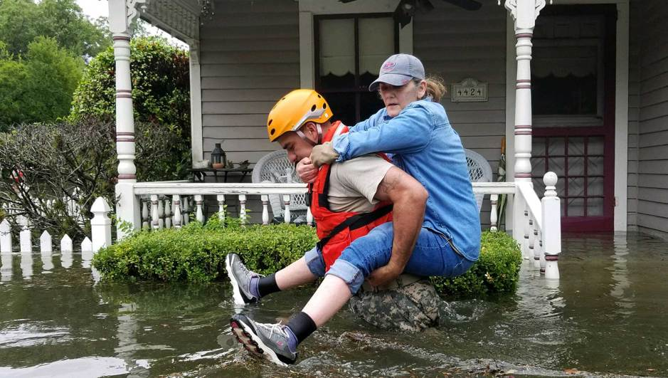 New Social Media Analytics Tool Reveals Worry About Hurricane Harvey Among Veterans in New Orleans