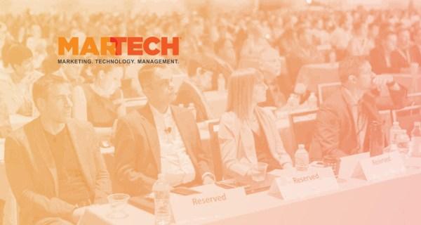 MarTech Conference West 2018