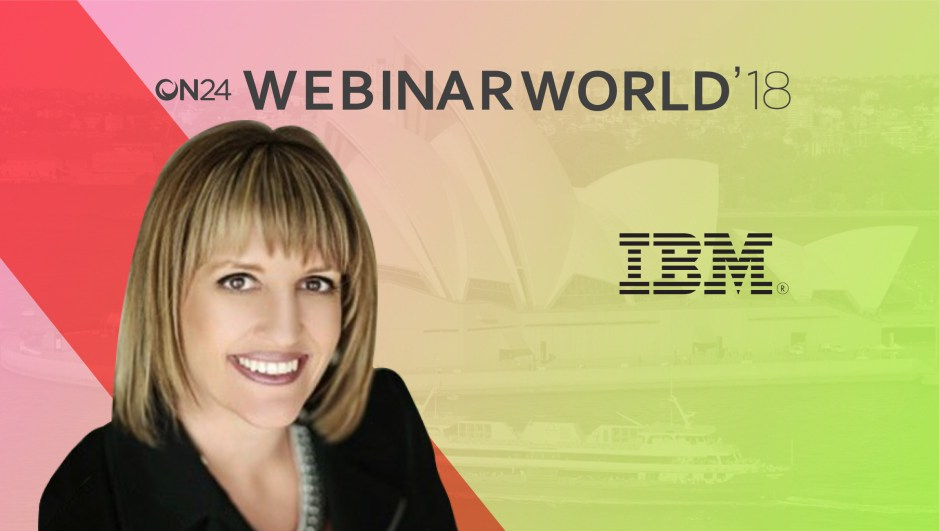 Interview with Christine Jacobs Pribilski, VP, Worldwide Marketing, IBM