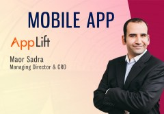 Maor Sadra AppLift
