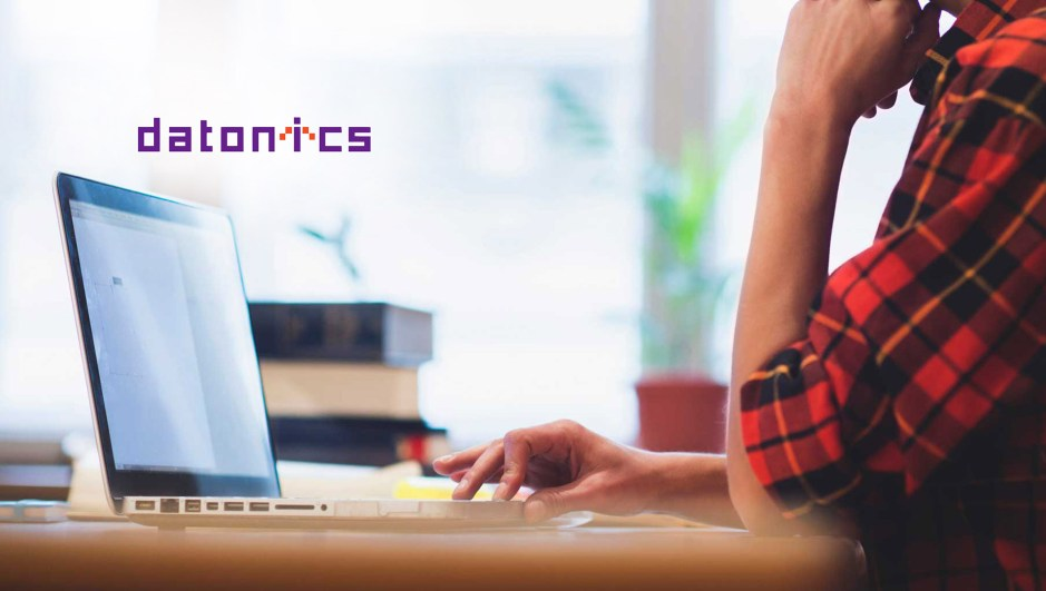 Datonics Nearly Doubles Data Taxonomy with Latest Data Onboarding