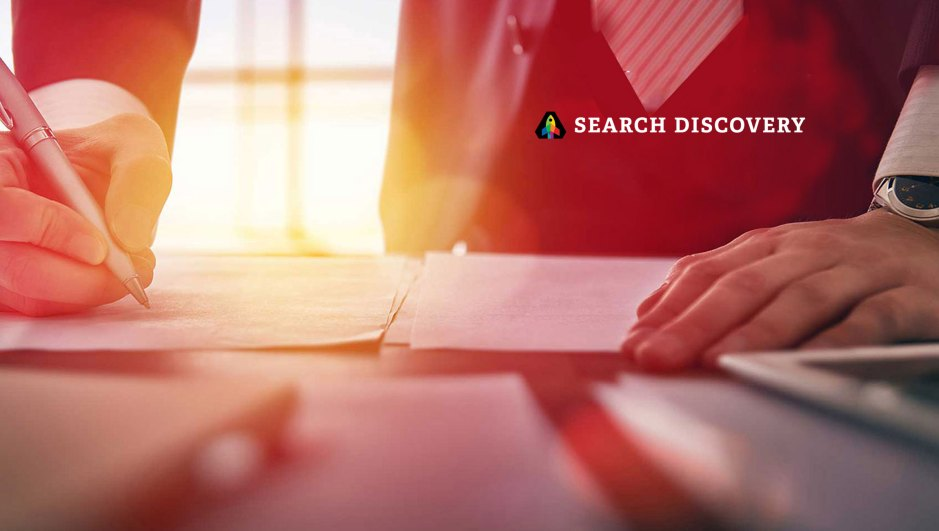 For the 2nd Time, Search Discovery Appears on the Inc. 5000, Ranking No. 2351 With Three-Year Revenue Growth of 184 Percent