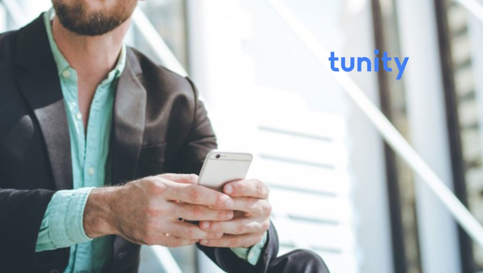 Tunity Launches SDK for Audio, Increasing Usage of Businesses' Consumer Facing Mobile Apps