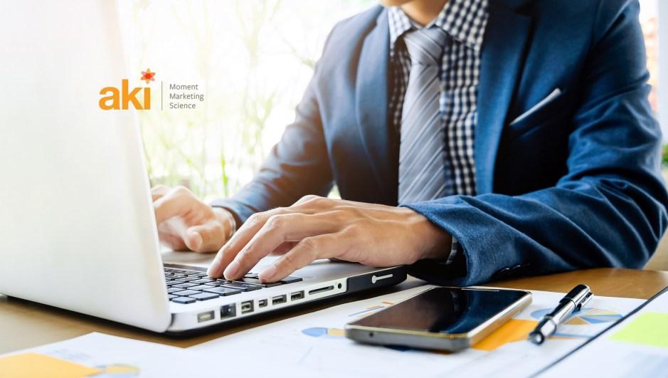 Aki Technologies Taps Global Brand Exec Richard Black for Chief Marketing Officer