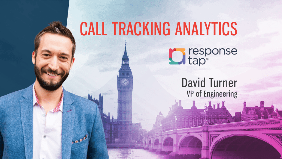TechBytes with David Turner, Vice President of Engineering at ResponseTap