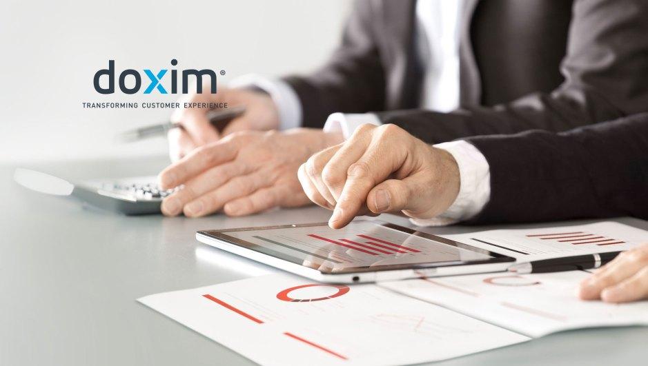 Doxim Advances Customer Engagement to Power Digital Transformation