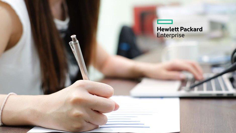 Hewlett Packard Enterprise to Acquire BlueData