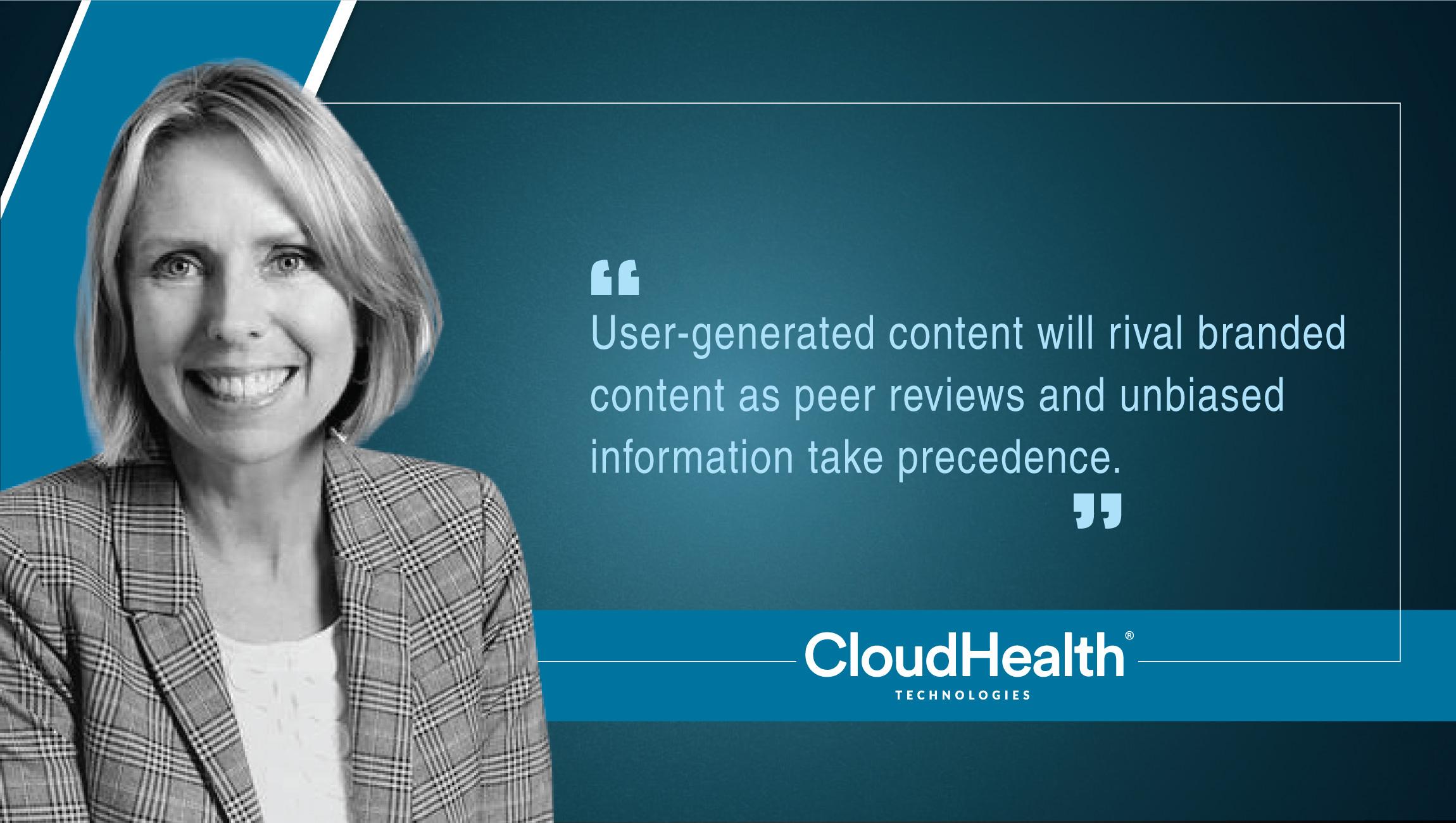 Melodye Mueller, VP Marketing & Strategic Alliances, CloudHealth Technologies