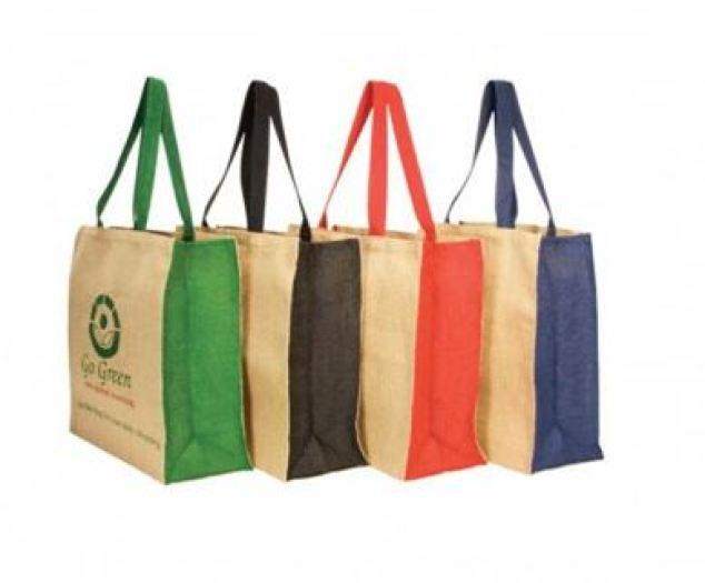 Resultado de imagen de bolsas promocionales de tela