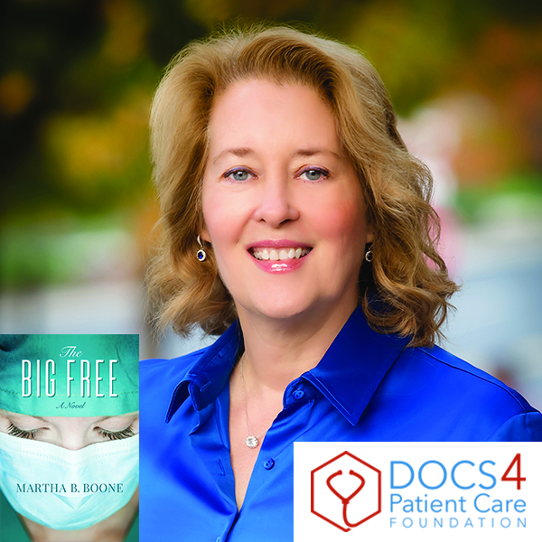 "Full Audio Interview Featuring Dr. Martha B. Boone on ""Doctor's Lounge Radio Show"" Hosted by Dr. Hal Scherz"