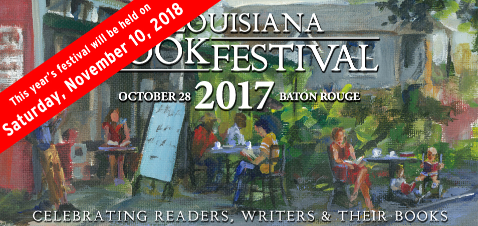 Dr. Martha Boone Will Be Featured at: 2018 Louisiana Book Festival