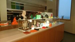 3D printing in the MediaLab