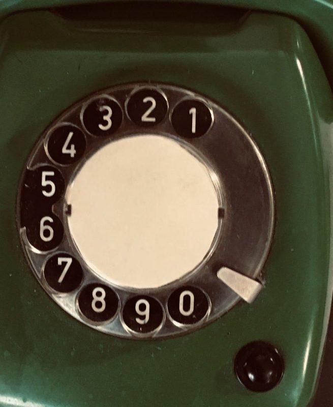 telefono antiguo martha lovera