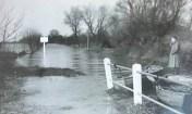 Floods at Somerton