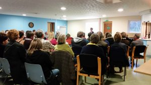 Attendees at first CLP Meeting 2015 | Martham Parish Council