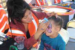 MVK 5K Face Painting