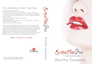 Breathe In by Martha Sweeney Book Cover