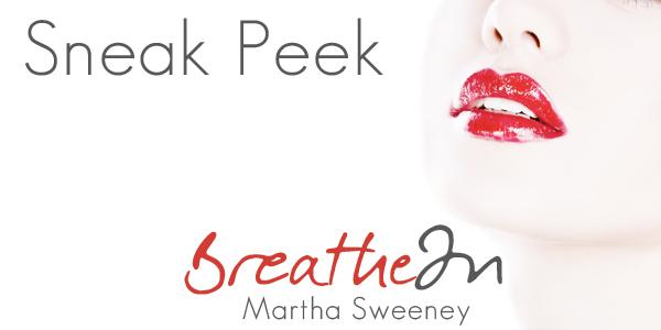Sneak Peek: Conversation between Emma and Joe in Breathe In