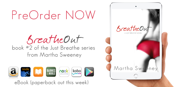 PreOrder your Breathe Out eBook NOW