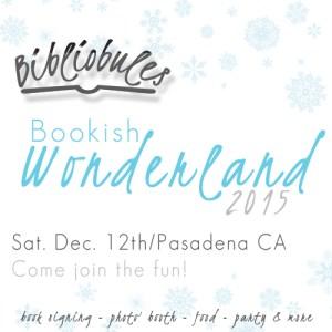 Bibliobules Bookish Wonderland 2015