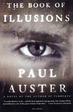 The Book of Illusions, by Paul Auster