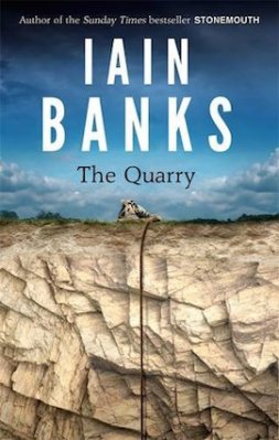 The Quarry, by Iain Banks (Little, Brown, U.K., 2013, US edition April 2014)