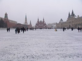 Moscow, Red Square, by MF O'Brien