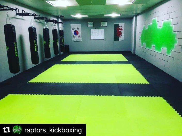 Raptors KickBoxing