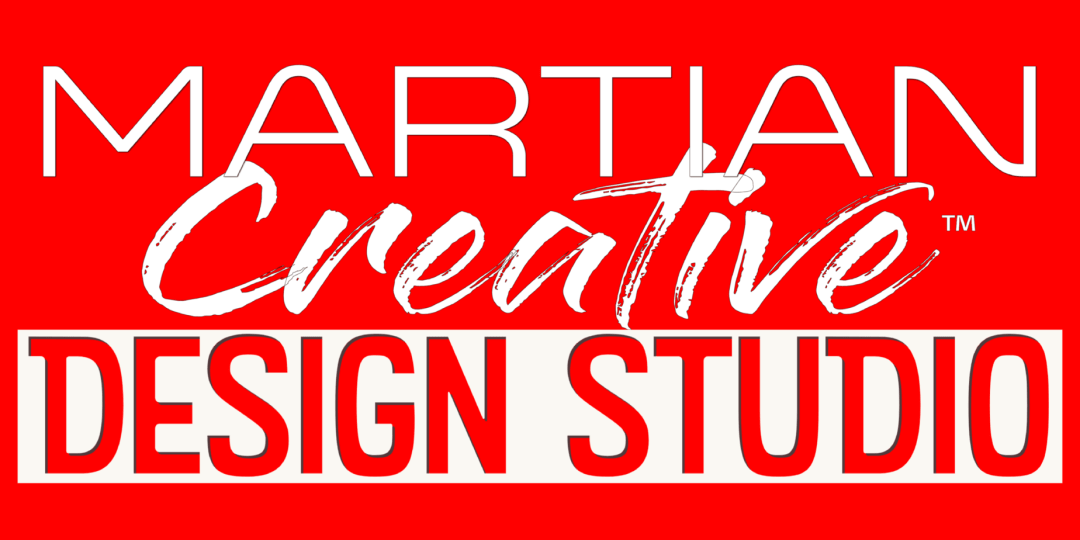 Martian Creative Design studio logo