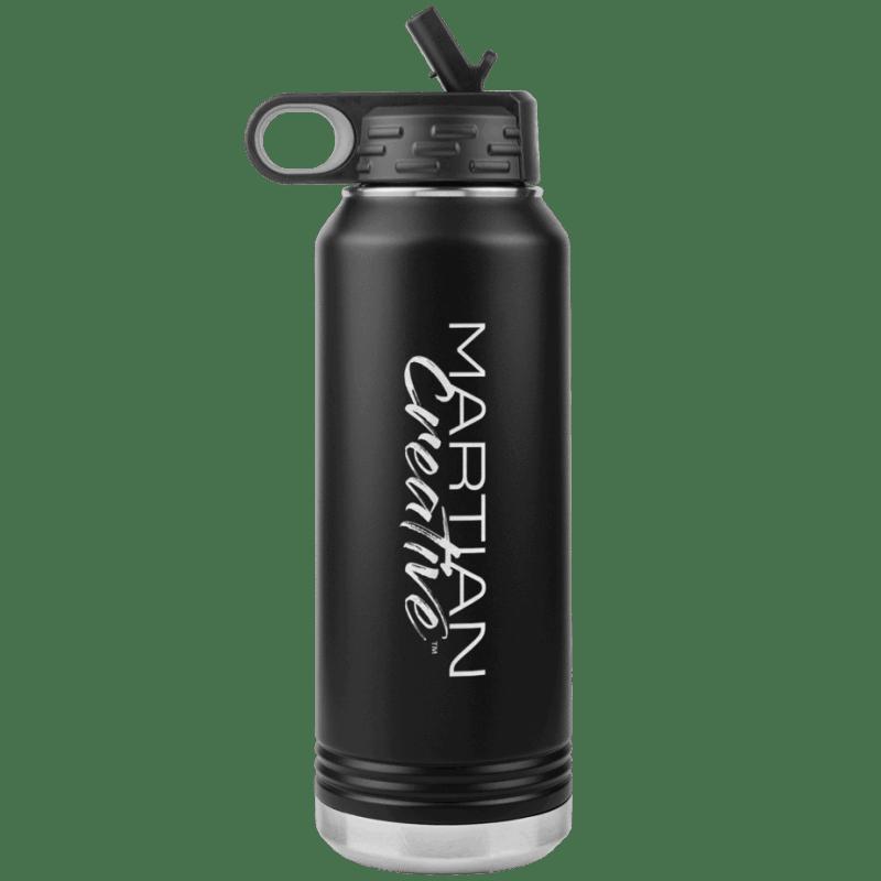 Martian Creative™ 32oz Water Bottle Tumbler