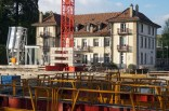 Construction site Olympic House Lausanne April 2017 (5)