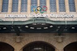 IOC in Lausanne - diversen (5)