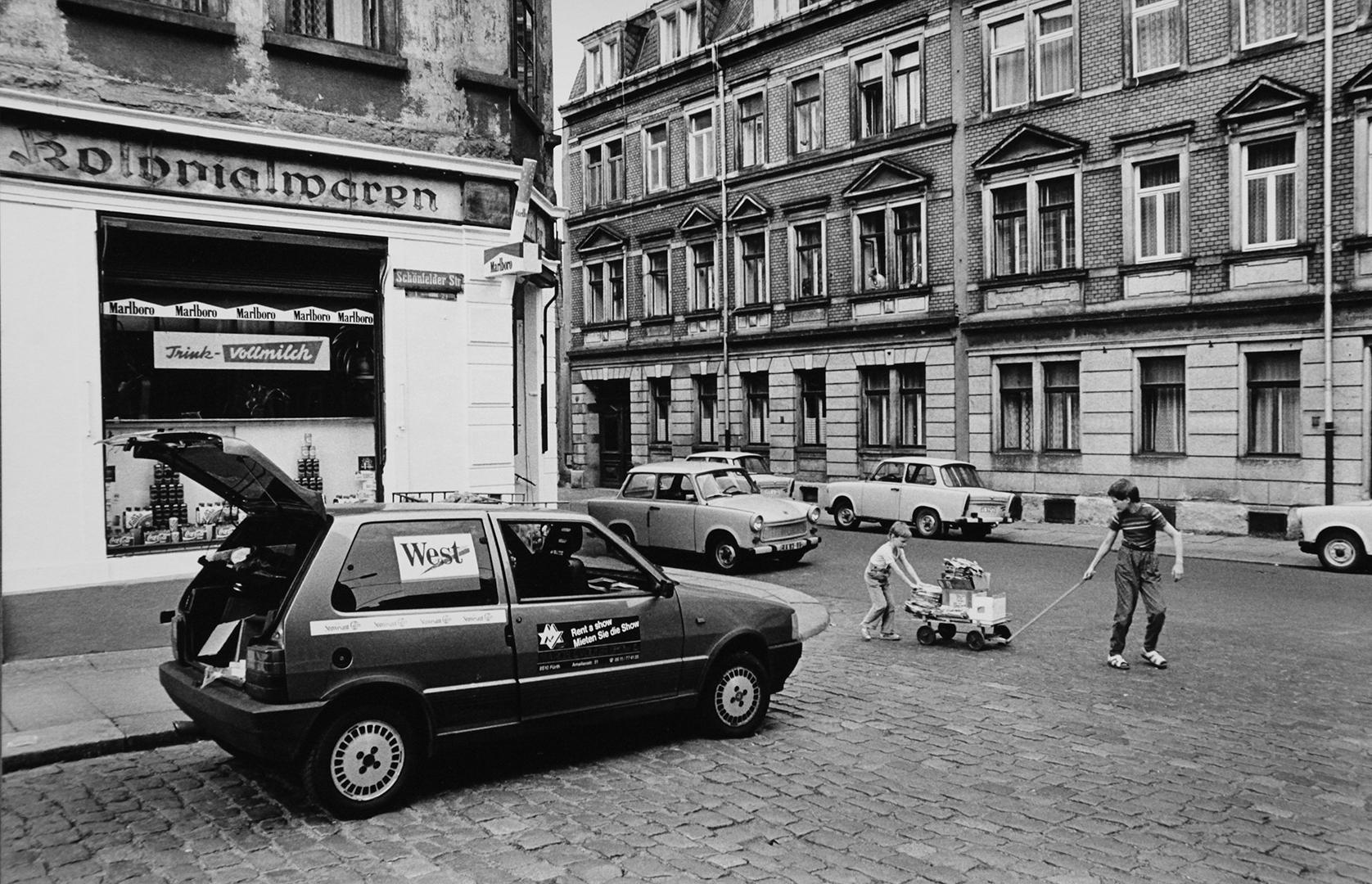 Dresden, 1990