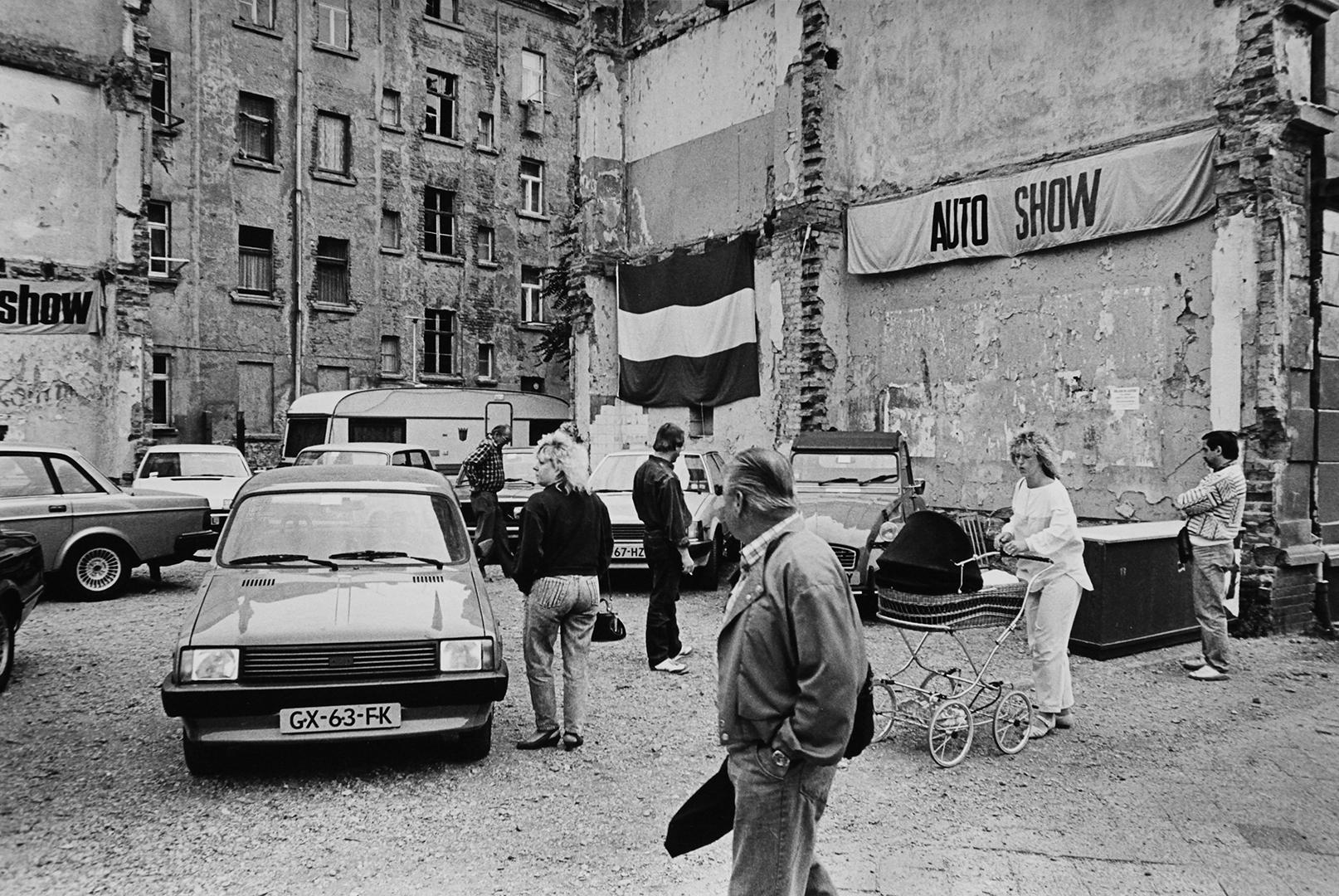 Leipzig, 1990