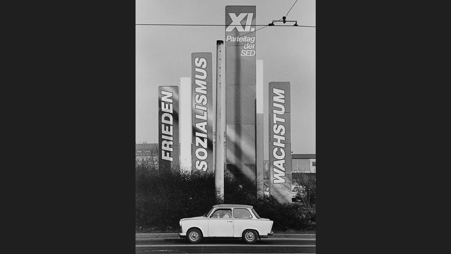 Leipzig, 1986
