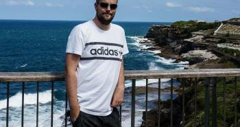 Me at Coogee to Bondi walk