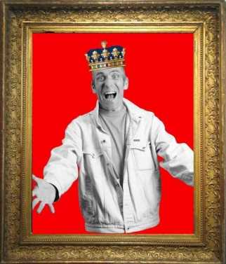 Martin Menner - Casting König Richard III