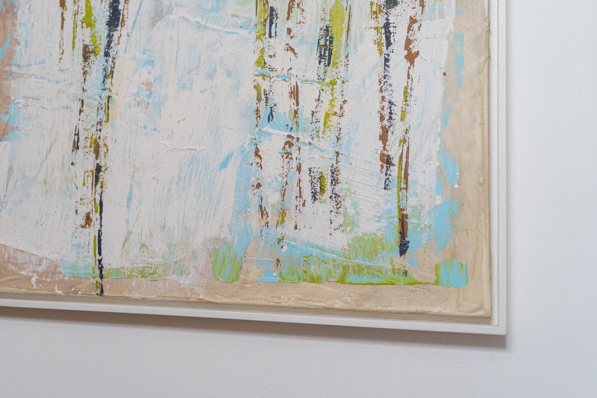 Acryl auf Leinwand von Martina Groß Pfaffenhofen