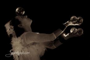 angel crystal ball