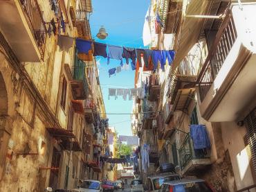 Napoli, rione Sanità: quando il benessere sociale diventa benessere individuale