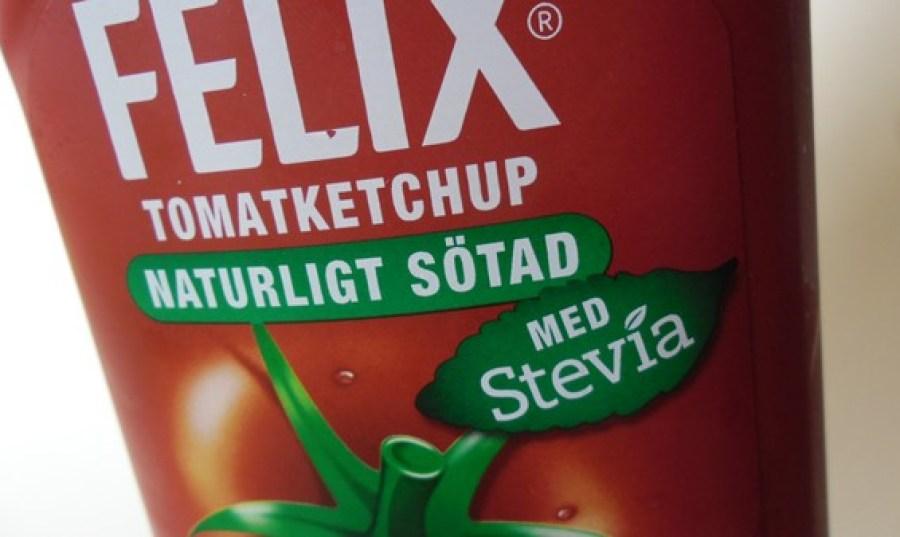 ketchup stevia