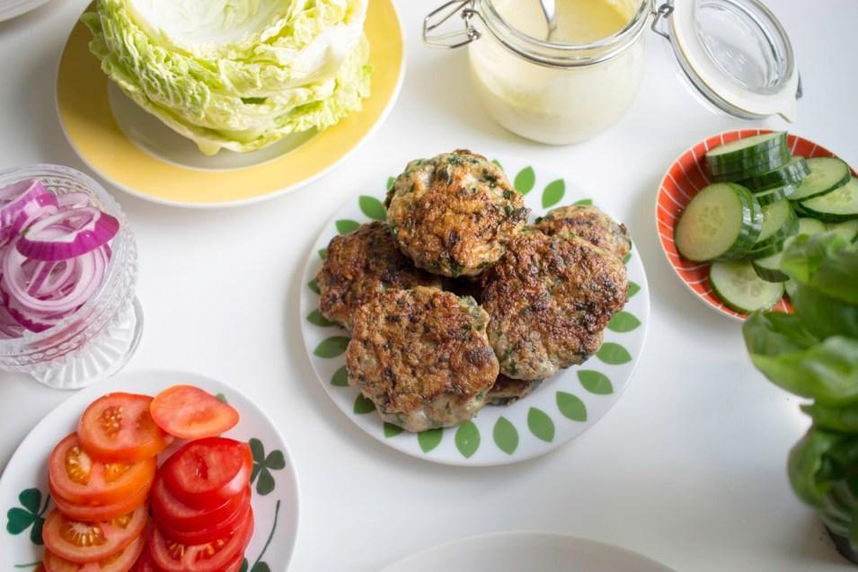 kycklingburgare