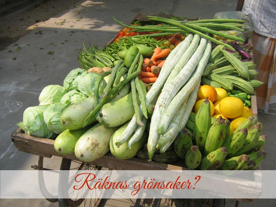 grönsaker med lågt kolhydratinnehåll
