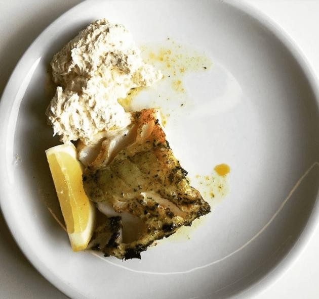 smör och fisk