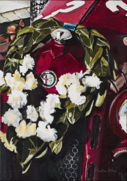 Alfa Romeo Monza Racer - winning laurels