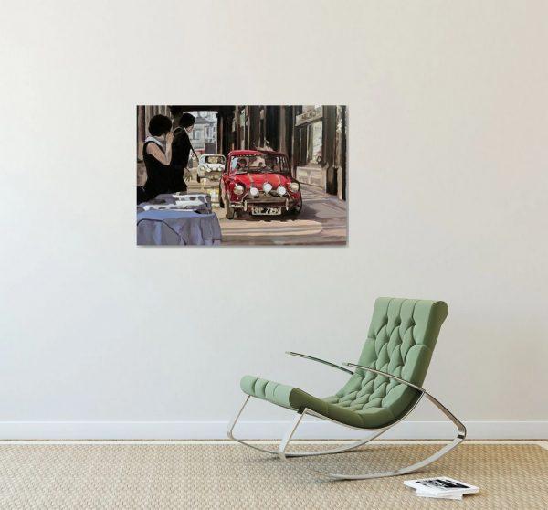 mini cooper s art for sale