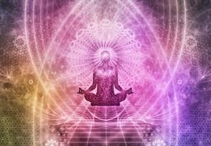 Meditation erzeugt Lichtenergie - Seminare/Workshops