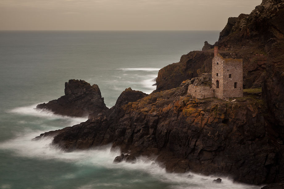 Image of The Botallack Mine