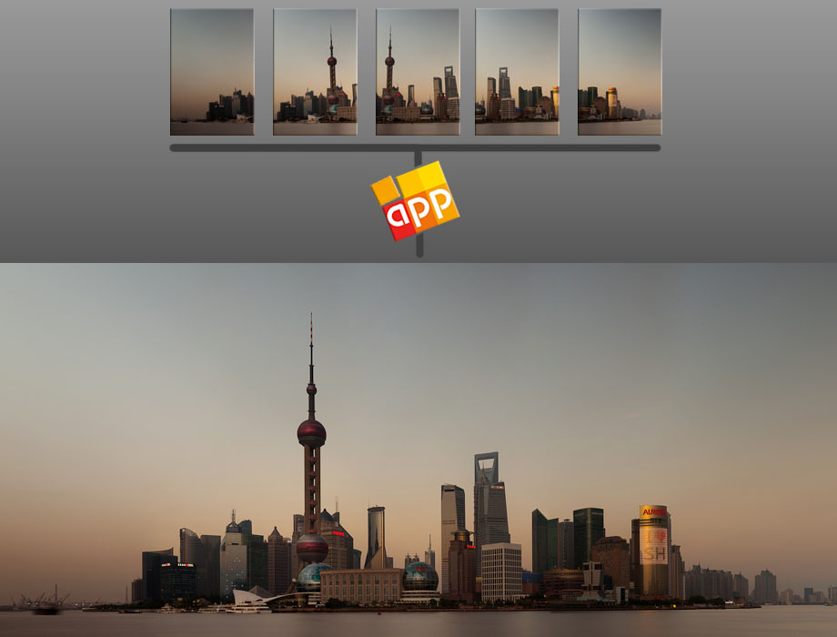 Shanghai Panorama Tutorial