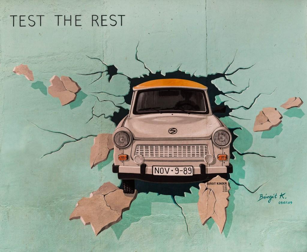 Test the Rest by Birgit Kinder